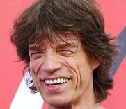 Mick Jagger - Planet Mars Land Owner - BuyMars.com