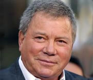 William Shatner - Planet Mars Land Owner - BuyMars.com