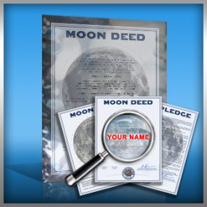 estates on the moon lunar_land premium gift package registry