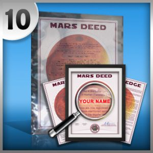 planet mars land buy 10 acres