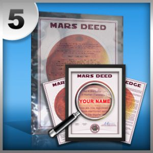 planet mars land buy 5 acres