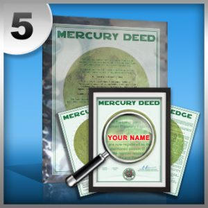 planet mercury land buy 5 acres