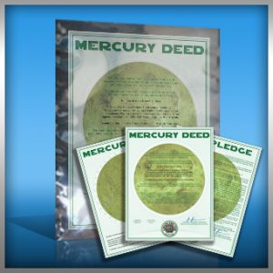 planet mercury land buy standard